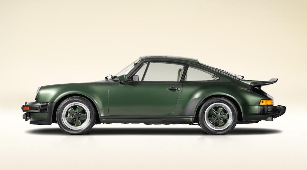 911 turbo 1974