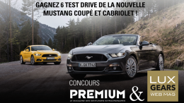Concours-Mustang