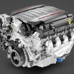 Corvette moteur