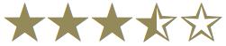 LG-3 1:2 stars