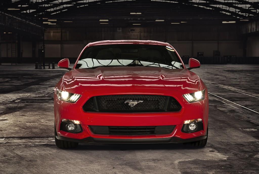 Mustang Gueule