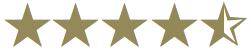 LG-4 1:2 stars