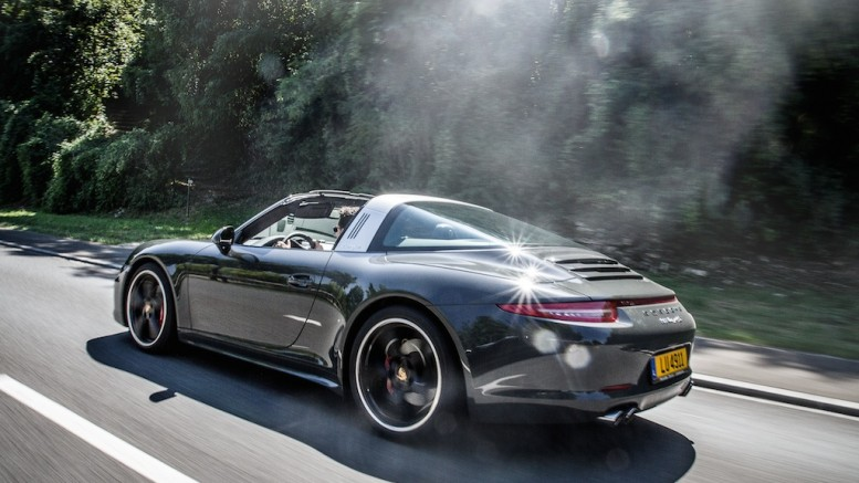911 Targa Exclusive Edition Made For Luxembourg Le Magazine Des M 233 Caniques D Exception