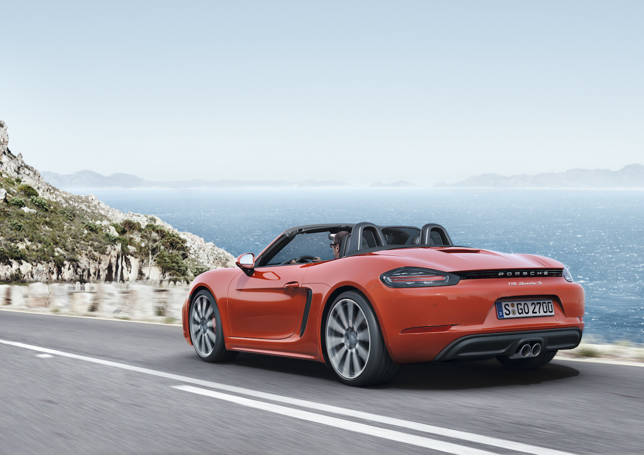 718 Boxster S