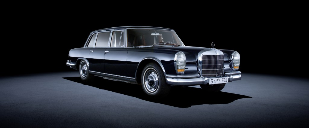 Mercedes-Benz 600 (W 100, 1963 - 1981).