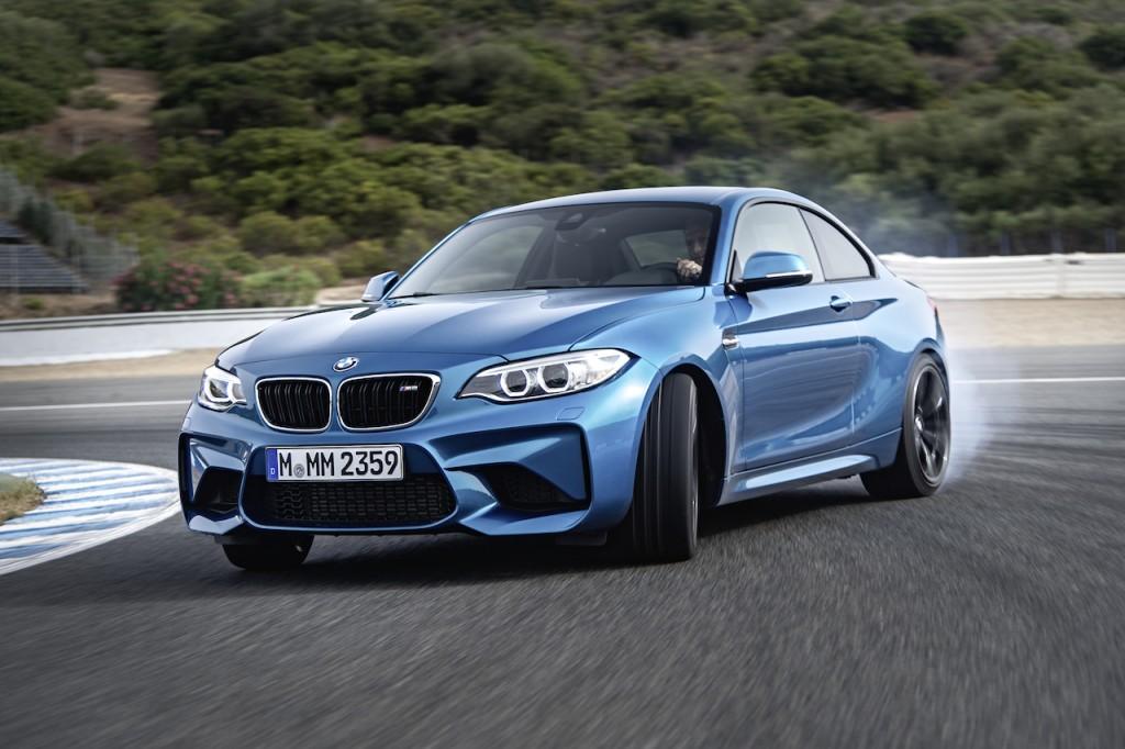 BMW_M2 drift