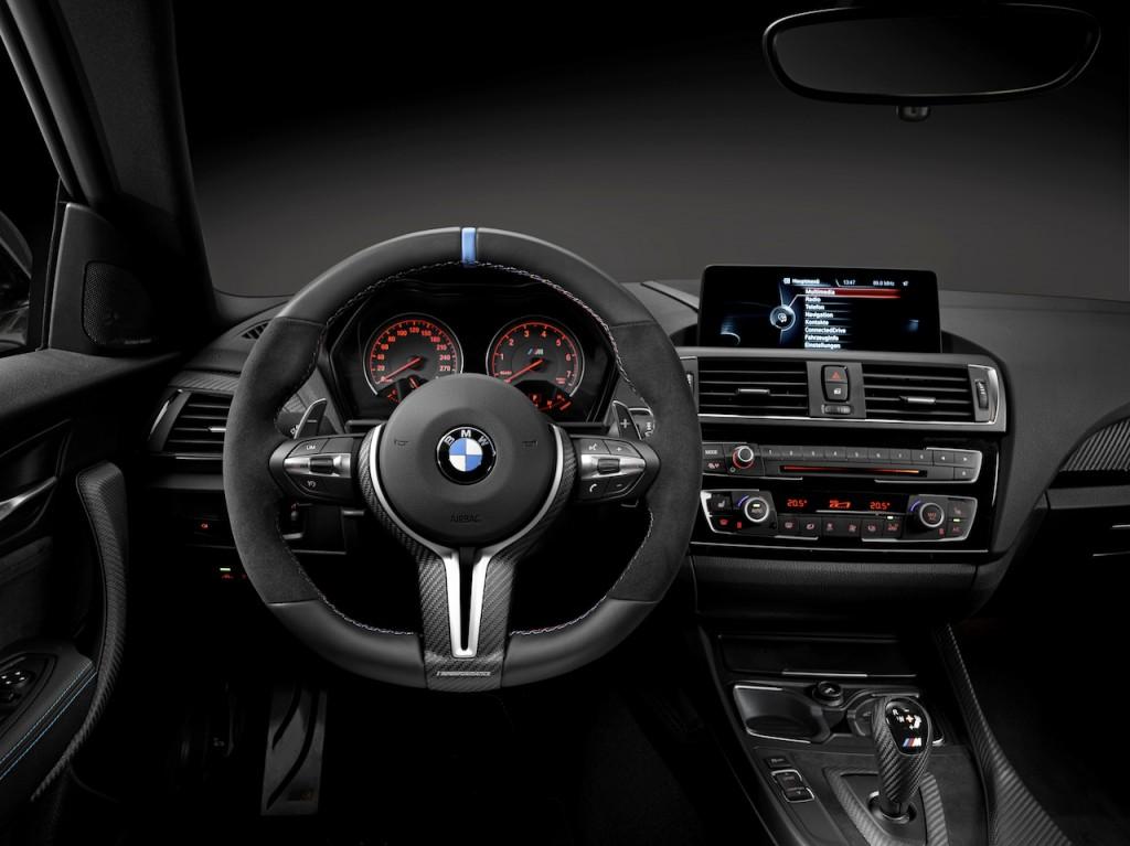 M2 cockpit
