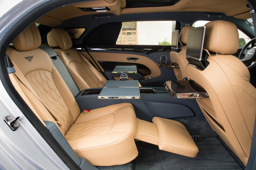 Mulsanne Extended Wheelbase - Extreme Silver - 04