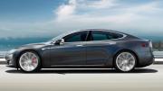 Model S side rolling