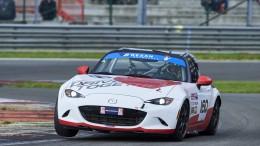 2017 EVENT: Zolder 24 Hours RACE TRACK:Circuit Zolder CAR: Mazda MX5 DRIVERS: Stéphane Lemeret, Xavier Daffe, Hans Dierickx, Antonio Da Palma Ferramacho, Maxime Pasture