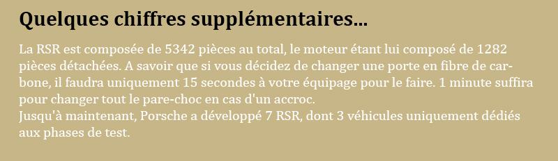 Encart RSR 911