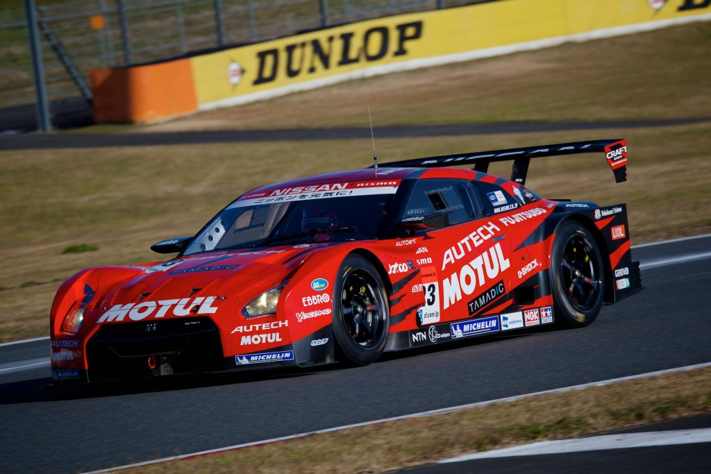NISMO Festival celebrates GT-R at Fuji Speedway