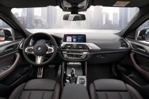 A bord du BMW X4