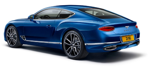 Bentley Continental GT _ 34ar